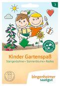 Kinder Gartenspaß - Bio-Samen online kaufen - Bingenheim Biosaatgut