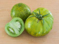 Green Zebra (AS) - Bio-Samen online kaufen - Bingenheim Biosaatgut
