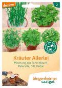 Kräuter Allerlei - Bio-Samen online kaufen - Bingenheim Biosaatgut