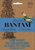 Blauhilde beans - Special Bantam-bag – buy organic seeds online - Bingenheim Online Shop